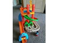 Thomas and Friends Twisting Tower Track