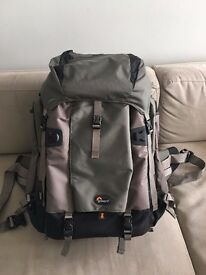 Barely used - Lowepro Pro Trekker Photography Backpack