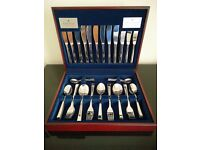 Viners Kensington 58 Piece Cutlery Set