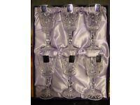 Edinburgh Crystal Glasses (Lomond design)