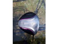 Dunlop 460CC Tour TQH Grahite Driver In Good Condition