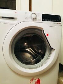 Hoover dynamic next digital washing machine 8 months old excellent condition