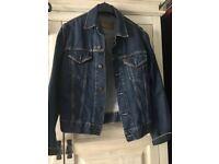 Ladies Levis Denim Jacket