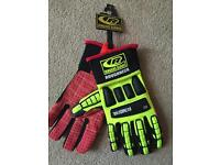 Offshore Rigger impact Gloves New and unused.