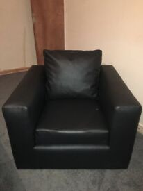 Brand new 2 seater and 1 armchair