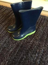 Wellies size 11