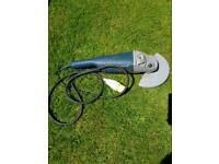 """Bosch 110v 9"""" angle grinder"""