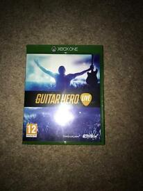 Guitar Hero Live w/ Guitar Controller - XBOX ONE