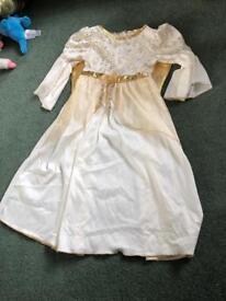 Kids Angel Costume 3/5Y Used