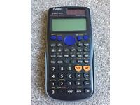 Casio fx-85 gt plus calculator
