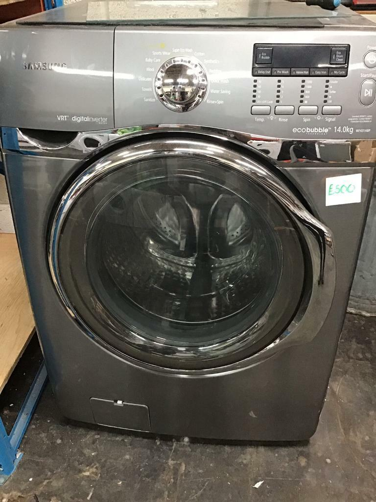 Samsung 14kg semi commercial Washing machine   in Kettering,  Northamptonshire   Gumtree