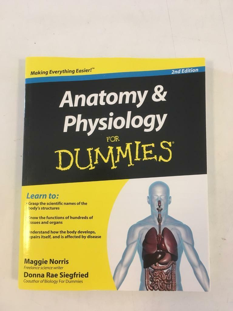 Anatomy & Physiology for DUMMIES   in Plymouth, Devon   Gumtree