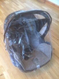 Maxi-cosi Cabriofix infant car seat (From birth up to approx. 12 months, 0-13 kg)