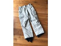 Quicksilver Snowboard Pants Mens Large