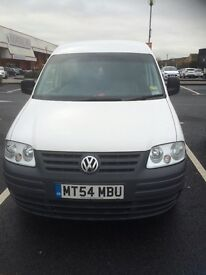 Vw caddy van