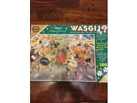 Rare Wasgij 500 piece puzzle
