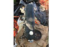 BMW b220s BOAT ENGINE