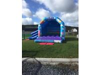 Commercial bouncy castles 1 season old PERFECT