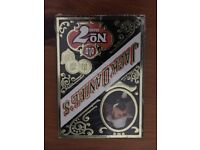 Jack Daniels Old No 7 playing cards. New and sealed