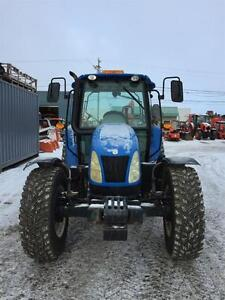 2009 New Holland T5050 Tracteur