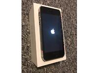 iPhone 5S 32GB Space Grey - EE (Boxed with Free Case!)