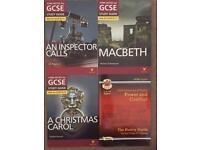 9-1 GCSE English Literature Revision Guides