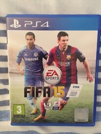 Fifa 15 for PS4 - £5