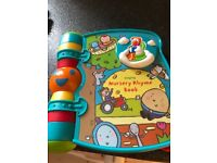 Musical story book £7
