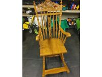 Large Rocking Chair
