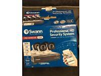 Swann hd, security camera system