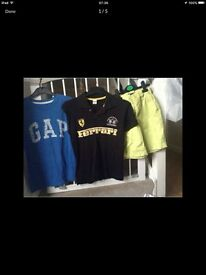 Boys clothes bundle 10-11yrs