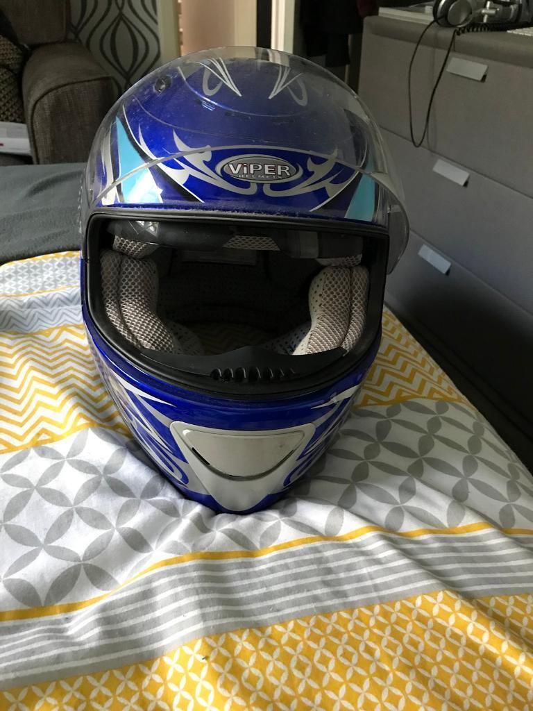 dba9b895 Viper RS-V66 Motorbike/Racing Helmet | in Antrim, County Antrim ...