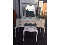 Louis French style dressing tables 3 available