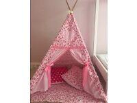 Just for tiny people children's teepee