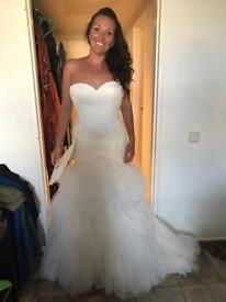 Wedding dress pronovias 14