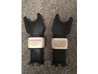 Bugaboo Adapters for use with Maxi Cosi