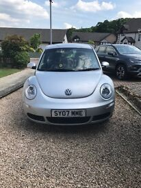 REDUCED VW Beetle 07 Car for Sale