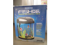 Interpet Fishpod Moon 19L For Cold and tropical fish with pump and light