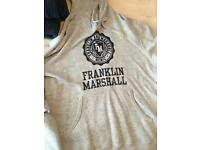 Franklin and marshal tracksuit xl