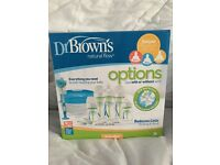 Dr Browns Deluxe Newborn Giftset