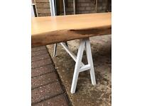 IKEA PS BRUSE COFFEE TABLE/ Bench solid wood