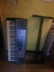 Yamaha PSR-225GM Practice Keyboard