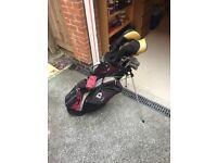 Wilson Ultra - Full set of golf clubs