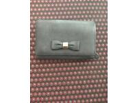 Mulberry bow purse