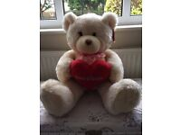 @@LARGE BRAND NEW WITH TAGS TEDDY BEAR@@