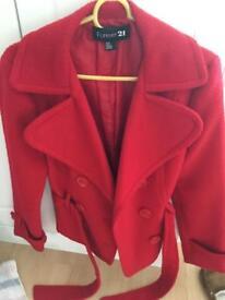 Ladies coat small