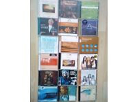 18 x Compact Discs (CDs) of various genre / Artists £10