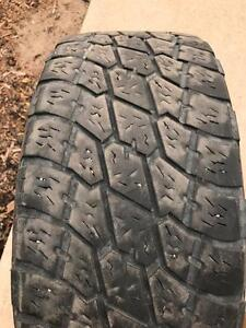 265/50R20 Bitto Terra Grappler All-Terrain Four Tires