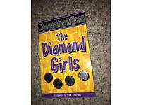 The diamond girls by Jacqueline Wilson