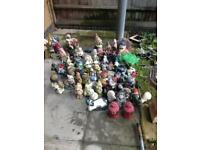 Free garden nomes and ornaments